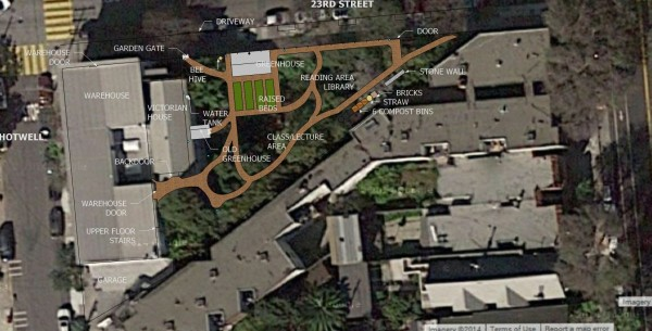 23rd st Garden Rev Jun5 with Google Earth edit for google