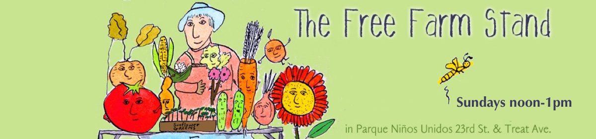 Free Farm Stand